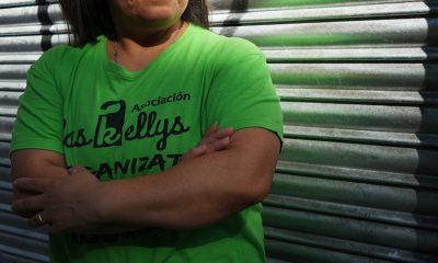 Vania Arana, portaveu de Las Kellys Barcelona / DGM