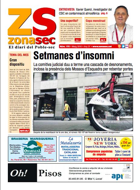 ZONA SEC 170