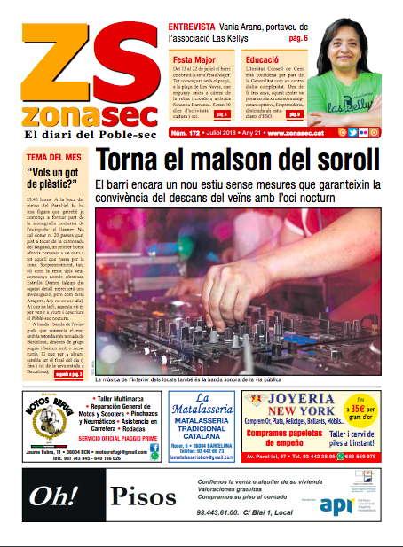ZONA SEC 172
